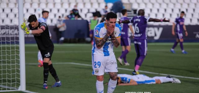 Leganés y Sporting se olvidan del gol y aprietan el Play Off