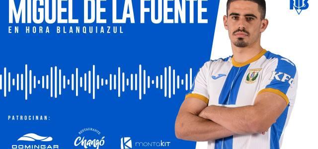 Miguel de la Fuente: «Ayuda mucho acabar terceros (…) Veo muy bien al equipo, estamos muy motivados»
