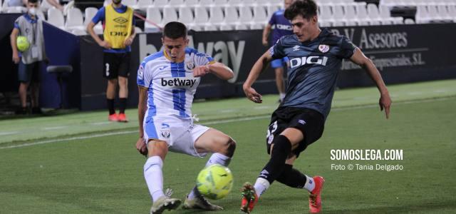 El Rayo remata a un valiente Leganés y estará en la final del Play Off