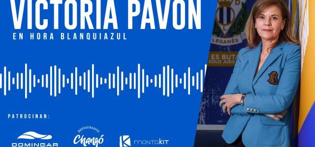 Victoria Pavón: «Claro que el objetivo es pelear por volver a Primera»