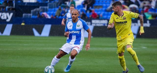 Xavi Quintillà llega cedido al Leganés por una temporada