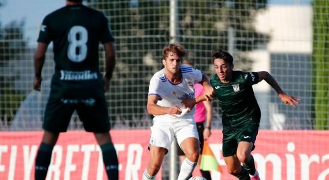 El Lega gana en la última jugada a un Castilla que gana sensaciones