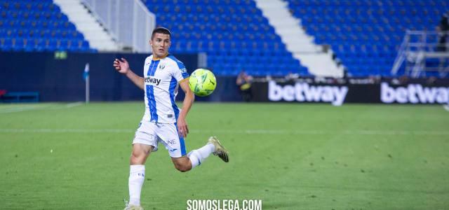 El Leganés ata a Sergi Palencia un año más