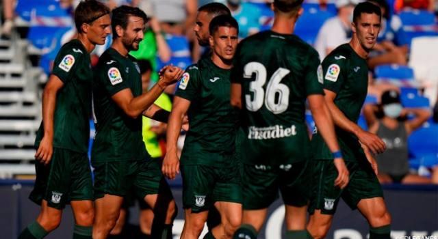 EL CD Leganés se estrena con victoria en pretemporada