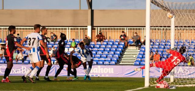 El Leganés se lleva el pepino de oro en los penaltis ante el Rayo
