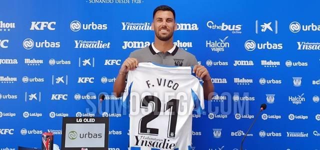 """Fede Vico: """"Me he decantado por el proyecto"""""""