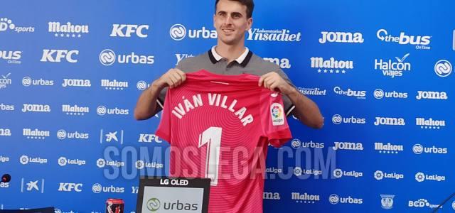 "Iván Villar: ""El grupo humano va a ser fundamental para estar ahí arriba"""
