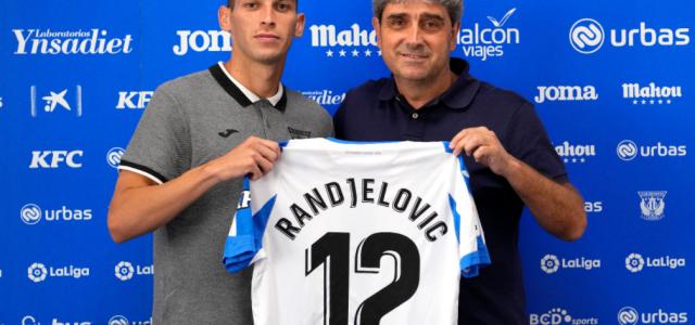 Lazar Randjelovic: «La competencia me está motivando a trabajar más y a dar lo máximo de mi»