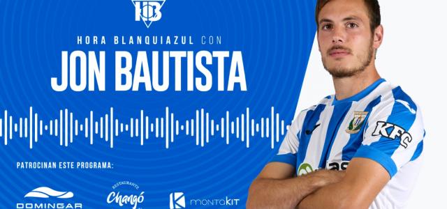 Jon Bautista: «Me sentiré satisfecho marcando más de diez goles esta temporada»