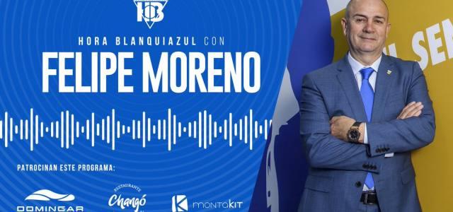 Felipe Moreno: «El club recibirá más de 49 millones de euros con el fondo CVC»