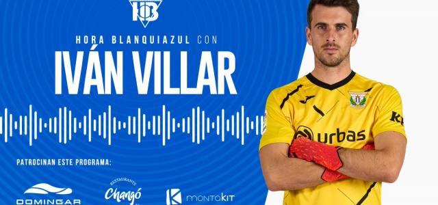 Iván Villar: «Butarque apretó durante todo el partido; no hubo un silencio en 90 minutos»