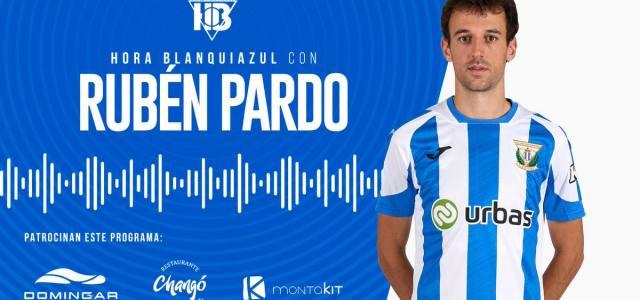Rubén Pardo: «Quizás esté en el mejor momento de mi carrera»