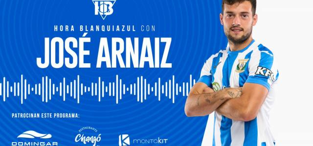 José Arnaiz: «Tengo que volver a mi mejor versión»