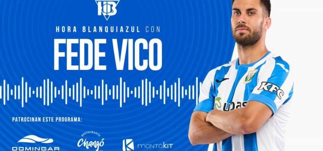 Fede Vico: «Butarque va a ser muy importante para sacar los partidos adelante»
