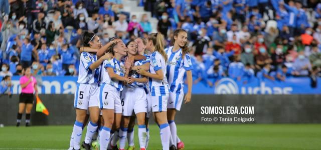 El Lega femenino gana el derbi y se lleva el Trofeo Villa de Leganés